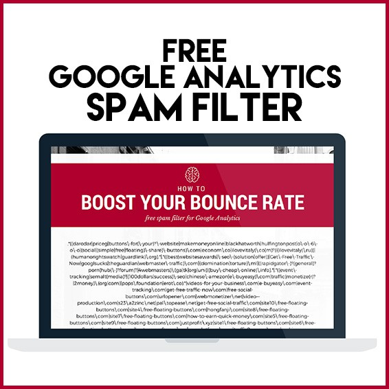 analytics-spam-filter