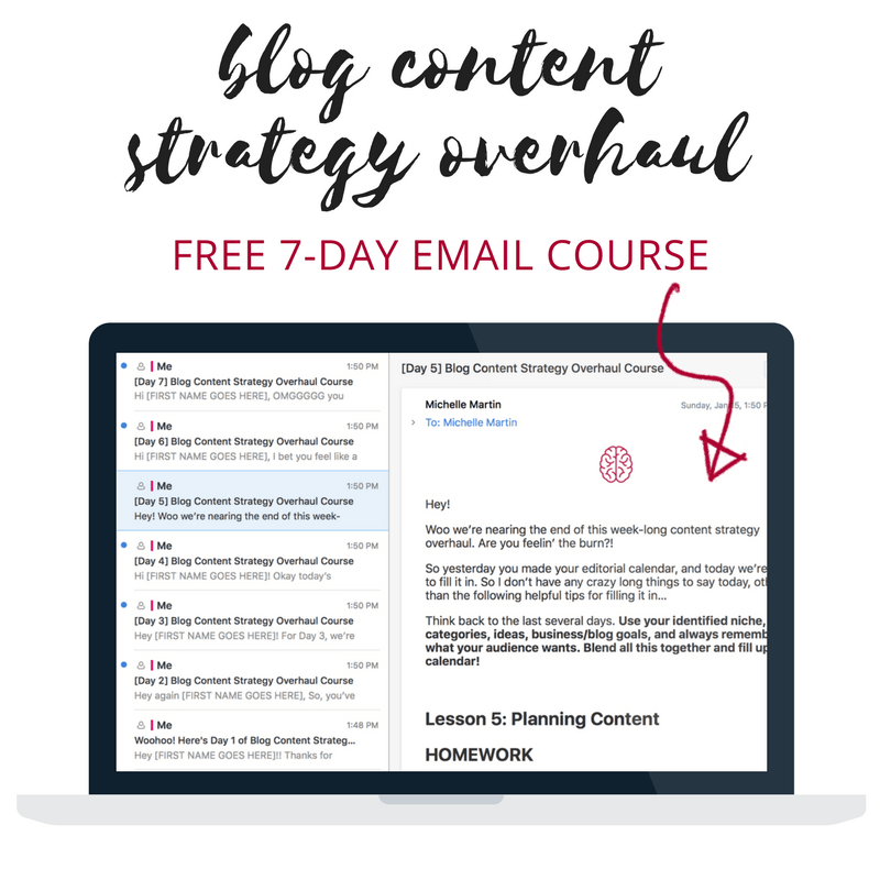 free-email-course-bloggers-blog-content-strategy