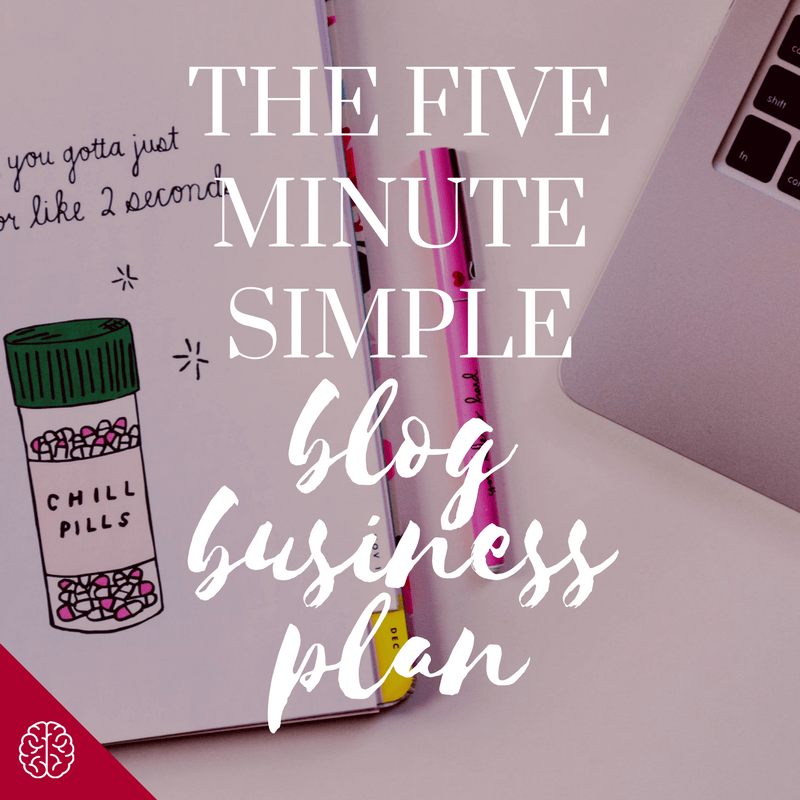 simple business plan free
